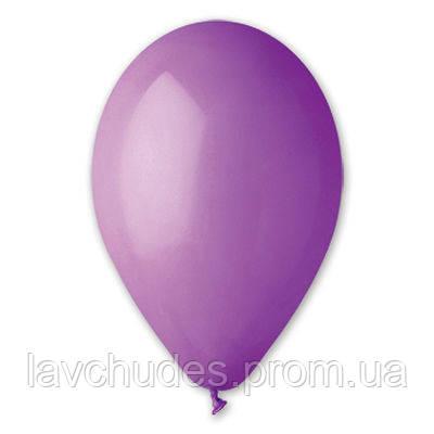 """Воздушные шары оптом 12""""/49 1102-0330  Воздушные лавандовые шары оптом. Пастель."""