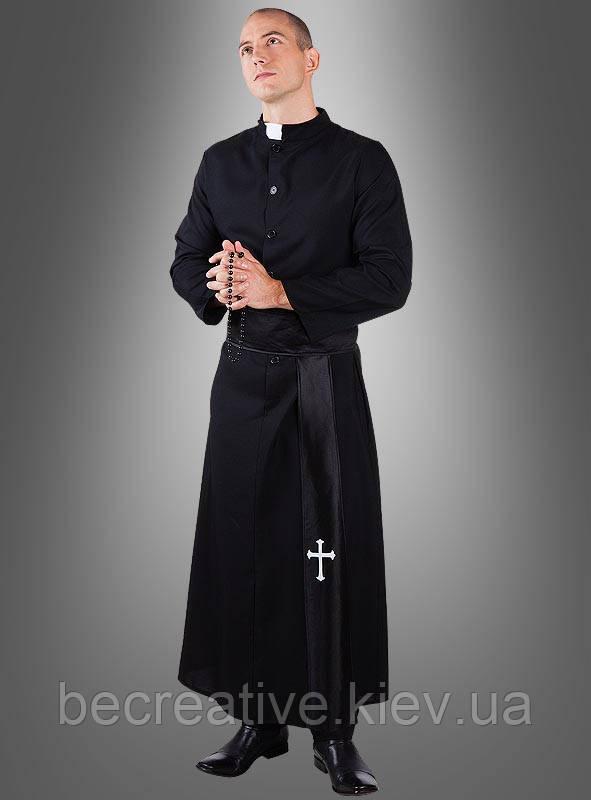 Костюм священника