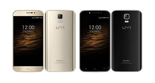 Смартфон UMI ROME X (Black) (1Gb/8Gb)  Гарантия 1 Год!, фото 2