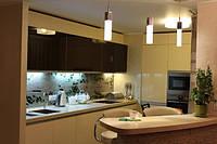 Оригинальный дизайн кухонной мебели
