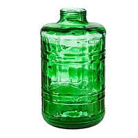 Бутыль стеклянный 15л с широким горлом