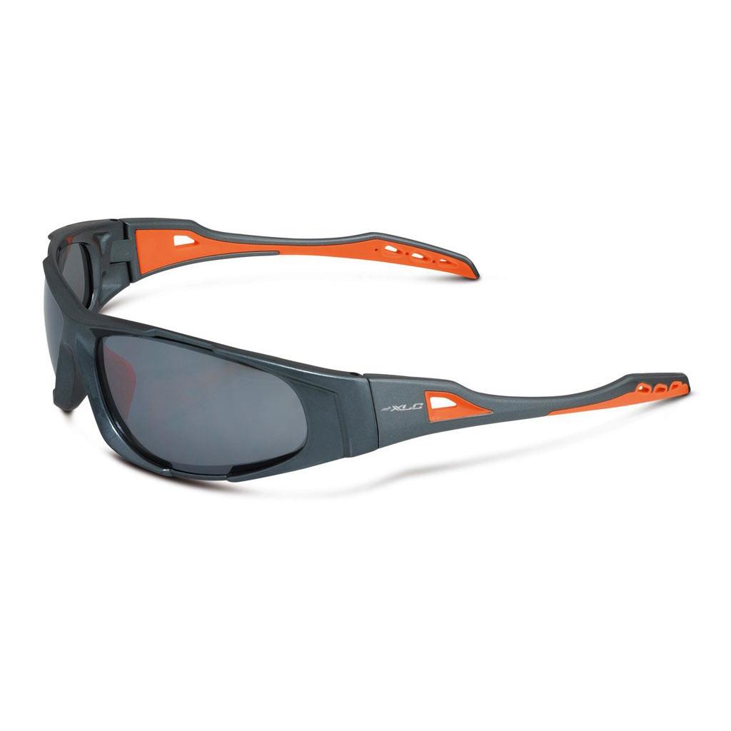 Очки XLC 'Sulawesi' SG-C10 серо-оранжевые (ST)