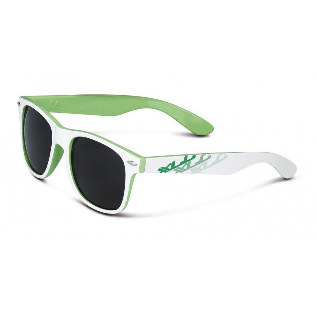 Очки XLC 'Madagaskar' SG-F06 бело-зеленые (ST)