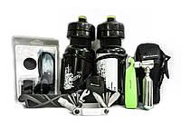 Необходимый набор аксессуаров для велосипеда Birzman (8 предметов) (ST)
