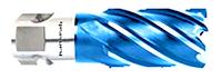 Кольцевая фреза (Корончатое сверло) Blue-Line 50 HSS-XE Weld.  d=37 мм, фото 1