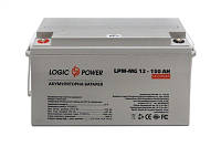 Аккумулятор мультигелевый 12V 150Ah LogicPower LPM-MG 12-150