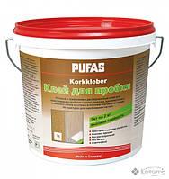 Pufas клей для пробкового материала Pufas 4 кг (08-R)