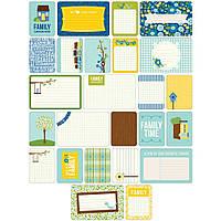 Набор карточек Project Life Family 60 шт (718813802277)