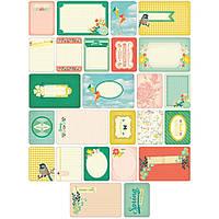 Набор карточек Project Life Spring 60 шт (718813802314)