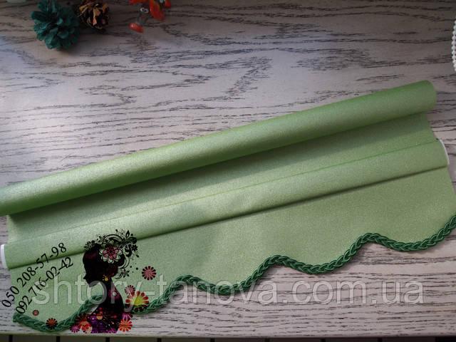 Рулонна штора з оберненою балкою