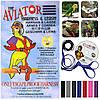 Прогулочные шлейки для попугаев Aviator (X-Small)