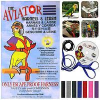 Шлейка для попугая Aviator (Small)