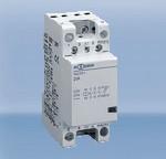 Модульный контактор четырехполюсный переменного тока 40A  ампер 12,5 кВт, 440V AC цена купить