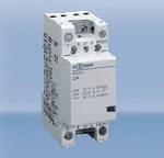Модульный контактор четырехполюсный переменного тока 40A  ампер 12,5 кВт, 440V AC цена купить, фото 1