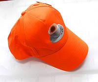 Печать на кепках и футболках для промо-акций.