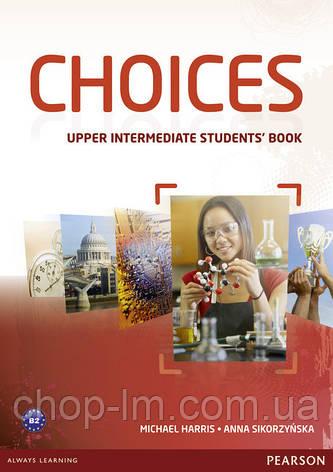 Choices Upper-Intermediate Students' Book (учебник/підручник), фото 2