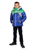 """Куртка зимняя для мальчиков """"Америка"""""""