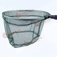 Телескопические рыболовные сети алюминия полюс складной складной рыболовная сеть снасти