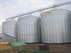 Силосы металлические для хранения зерна, произведено в Германии, фото 2