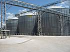 Силосы металлические для хранения зерна, произведено в Германии, фото 3