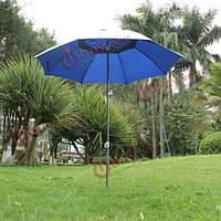 Зонт садовый от солнца с УФ защитой 1.8м