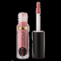 VS Matte Magnifique - Помада для губ жидкая с матовым эффектом (210-светло-розовый холодный),  3 мл