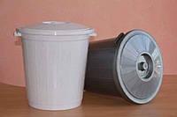 Бак для мусора Горизонт 30л 2041 (мусорный бак)