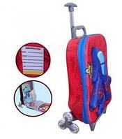 Чемодан детский дорожный на колесиках Самолет SHB-1106