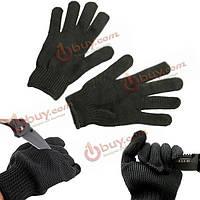 Maxcatch прочный защитный перчатки для рыбалки туф вязки пряжи анти-вырезать перчатки для рыбалки