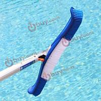 Бассейн с возможностью поворота моющие средства кисти кисти очистки плавание бассейн инструмент
