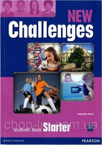 New Challenges Starter Students' Book (учебник/підручник), фото 2