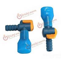 Клапан загубник питьевой системы силиконовый прямой/90 градусов