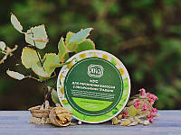 Мусс для укрепления волос с лекарственными травами, Яка