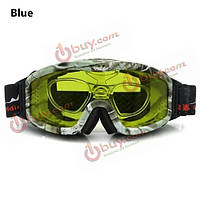 Супер анти туман очки ночного видения оборудованы очки радиационной защиты альпинистские очки