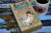 Кофейный набор с шоколадом For best friend