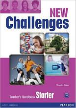 New Challenges Starter Teacher's Handbook (книга для учителя)