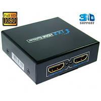 Разветвитель-сплиттер HDMI 1X2
