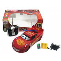 Машинка детская на радиоуправлении Тачки 0395