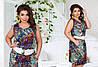 Женское платье батал, фото 9