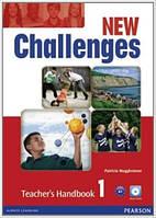 New Challenges 1 Teacher's Handbook (книга для учителя)