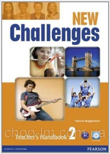 New Challenges 2 Teacher's Handbook (книга для учителя)