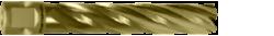 Корончатые свёрла GOLD-LINE 80, артикул 20.1285U