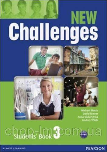 New Challenges 3 Students' Book (учебник/підручник)