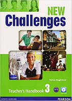 New Challenges 3 Teacher's Handbook (книга для учителя)