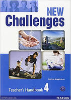 New Challenges 4 Teacher's Handbook (книга для учителя)