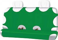 Чехлы на задние сиденья CLASSIC LINE / цвет: зеленый