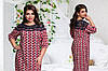 Женское платье батал гипюр, фото 3