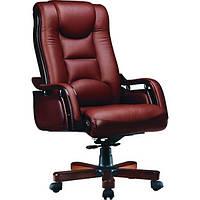 Кресло Ричмонд кожа люкс коричневая