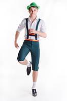 Мужской баварский национальный карнавальный костюм