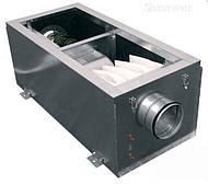Компактная приточная установка CAU 2000/1-2.4/1